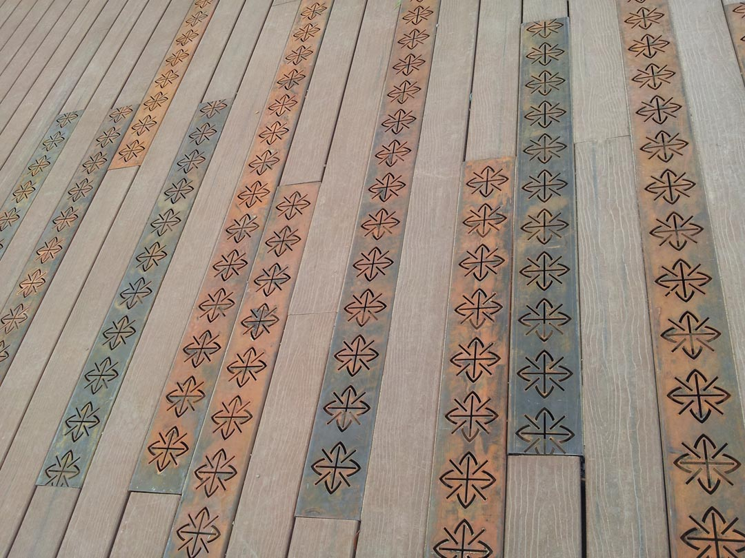 Artisan flooring Decks